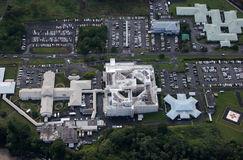 Luftfoto, Hawaii, USA Stockfotos