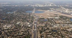 Luftfotographie Lizenzfreie Stockfotos