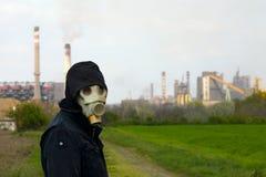 Luftförorening Royaltyfri Foto