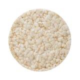Luftgestoßener Reiskuchen lizenzfreies stockbild