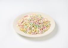 Luftgestoßener Reis Lizenzfreies Stockfoto