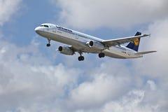 Lufthansa A321-200 Stock Photography