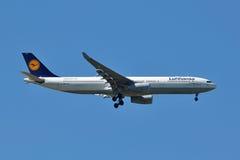 Lufthansa Airbus A330 Stock Image