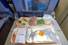 Lufthansa Boeing 747-400 Stockfotografie