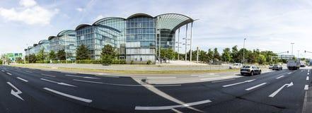 Lufthansa headquarter in Frankfurt, Germany Royalty Free Stock Photo