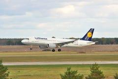 Lufthansa Stock Photography