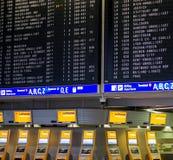 Lufthansa pega Fotos de archivo libres de regalías