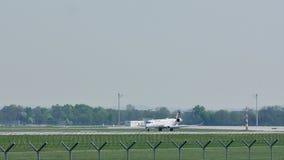 Lufthansa Regional en el aeropuerto de Munich, MUC