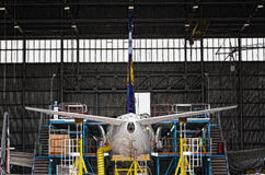 Lufthansa Technik Royalty Free Stock Photos