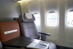 Lufthasa Boeing 747-8i Royaltyfri Bild