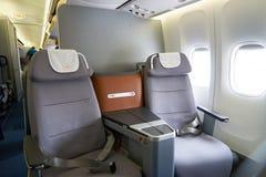 Lufthasa Boeing 747-8i Royaltyfri Foto