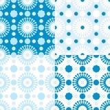 Luftiges abstraktes Muster Stockfotos