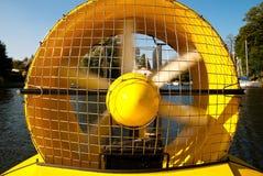 Luftkissenfahrzeugpropeller Lizenzfreie Stockbilder