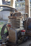 Luftkompressor Royaltyfri Fotografi