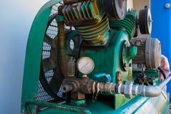 Luftkompressor Royaltyfria Bilder