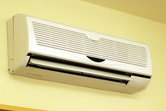 luftkonditionering Fotografering för Bildbyråer