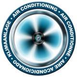 luftkonditionering Arkivbilder