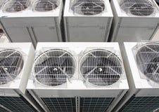 luftkonditionering Arkivbild