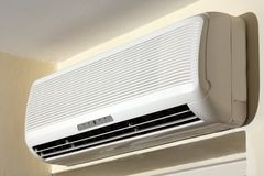 luftkonditioneringsapparat Arkivbild