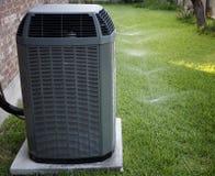 Luftkonditioneringsapparat royaltyfri fotografi