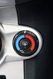 Luftkonditioneringsapparat i bilen Royaltyfri Fotografi
