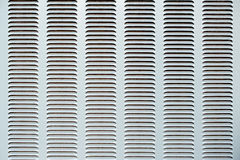 Luftkonditioneringsapparatlufthål Royaltyfria Bilder