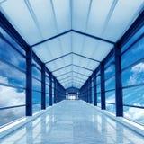 Luftkorridor arkivfoto