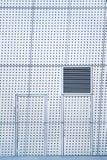 Luftlufthål och dörr Arkivfoton