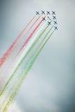 Luftmacht 2013 airshow, Zeltweg, Österreich Lizenzfreies Stockfoto