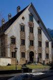 Luftmalerei in Oberammergau Stock Images