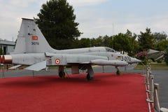 Luftmuseum royaltyfria bilder