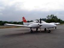 Luftnivå Royaltyfria Foton