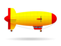 _ Luftpassageraretransport också vektor för coreldrawillustration Royaltyfri Illustrationer