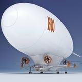 Luftschiff Lizenzfreies Stockfoto