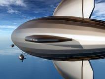 luftschiff Stockfotografie