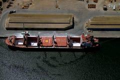 Luftschiffstransport Stockbilder