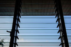 luftschlitz lizenzfreies stockfoto