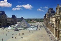 Luftschlitz-Museum in Paris lizenzfreies stockfoto