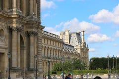 Luftschlitz-Museum, Paris lizenzfreie stockfotos