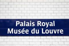 Luftschlitz-Museum in Paris, Frankreich lizenzfreie stockfotografie