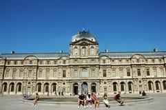 Luftschlitz-Museum in Paris, Frankreich lizenzfreie stockfotos