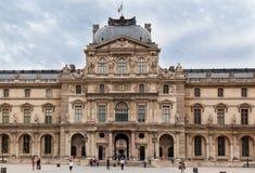 Luftschlitz-Museum Paris Frankreich stockfotografie