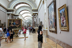 Luftschlitz-Museums-Kunst-Galerie Stockfotografie