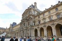 Luftschlitz in Paris lizenzfreies stockbild