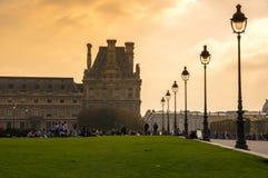 Luftschlitz in Paris, Frankreich lizenzfreie stockbilder