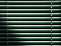 Luftschlitze, die Morgensonnenschein stoppen Stockfotografie