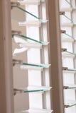 Luftschlitze Windows Stockbilder