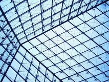 Luftschlitzpyramide Stockbild