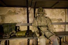 Luftschutzbunker Stockbilder
