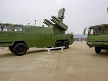 Luftvärnmissil Royaltyfri Bild